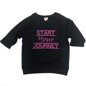"PL Movement ""Start Your Journey"" Sweatshirt"